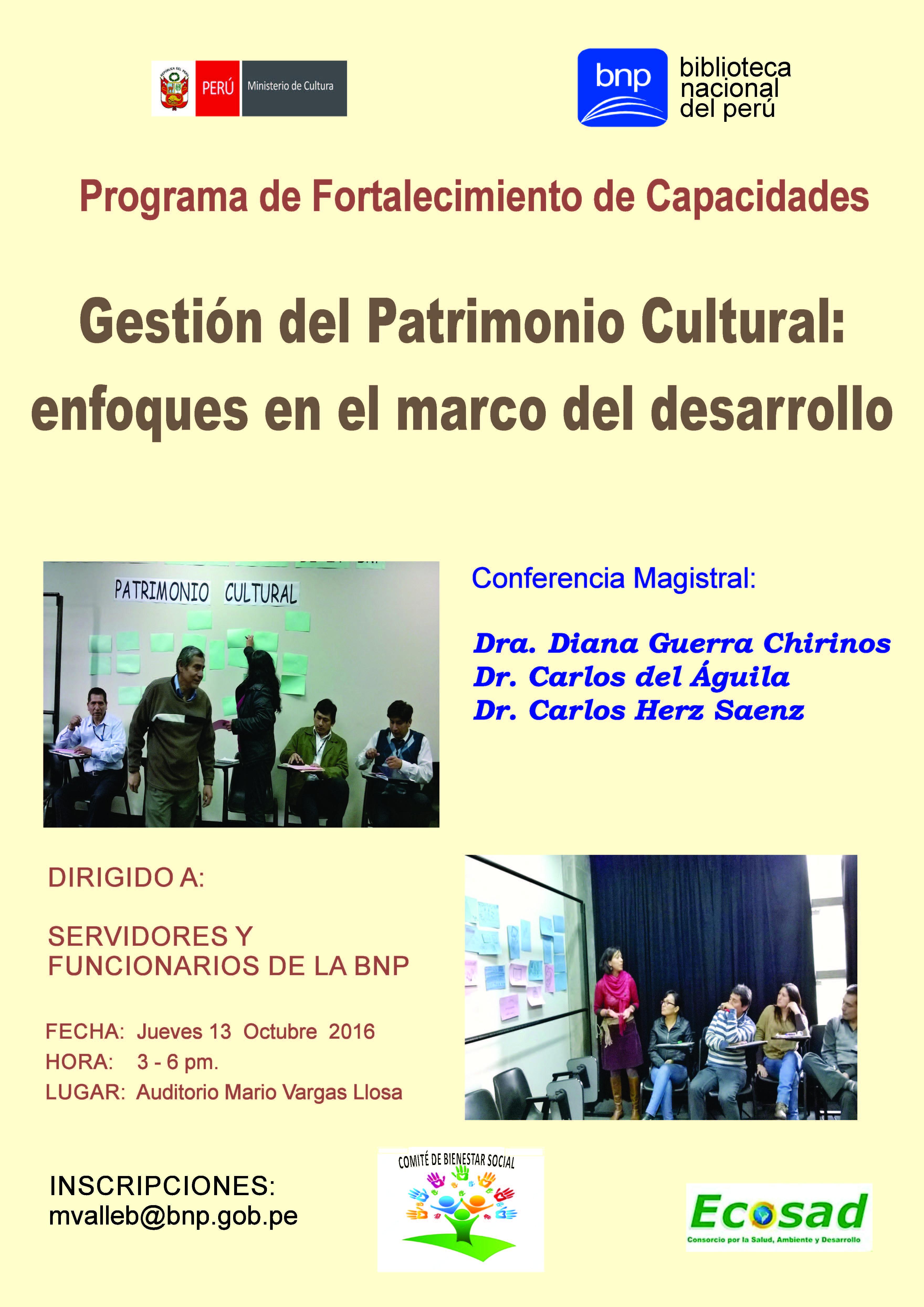 Course Image Gestión Cultural